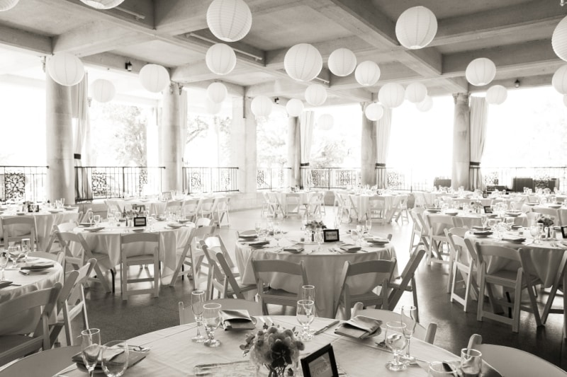 The Veranda at The Whitcomb michigan wedding venues