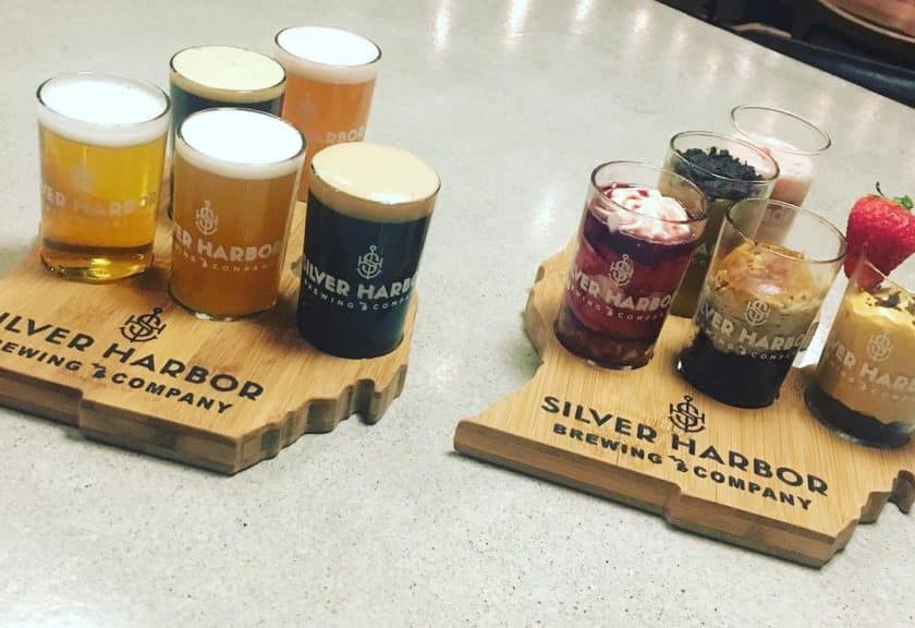 silver harbor brewing michigan